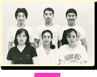 ★ 東京ヴォードヴィルショーの若手公演を喰始が演出。この芝居をきっかけ... HISTORY O